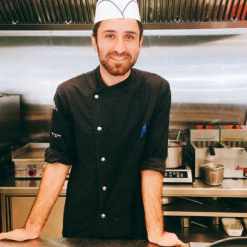 Interview avec le Chef de cuisine du Restaurant Le Comptoir à Vallauris