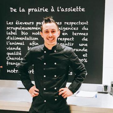 Interview avec le Chef Boucher Vallauris