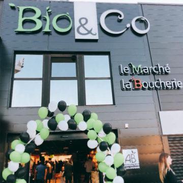 Inauguration de Bio&Co Aubagne